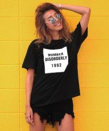 ANAP/BOXロゴTシャツ/500451333
