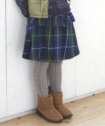 Seraph / F.O.KIDS MART/チェック柄インパンツ付きスカート/500457825