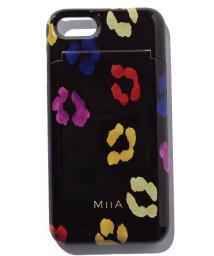 MIIA/レオパード柄iphone7ケース/500446041