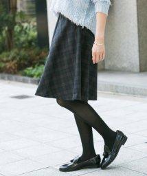 URBAN RESEARCH Sonny Label/【予約】起毛フレアスカート/500470991