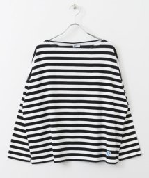 URBAN RESEARCH DOORS/ORCIVAL 40/2 STRIPEカットソー/500472047