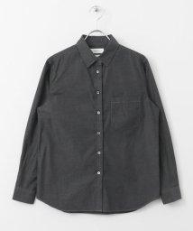 URBAN RESEARCH DOORS/UNIFY レギュラーカラーシャツ/500472052