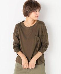 SLOBE IENA/ドヅメテンジクポケTシャツ/500472067