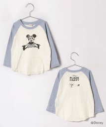 petit main/MICKEY長袖Tシャツ/500453049