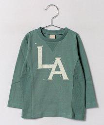 petit main/LA長袖Tシャツ/500453050
