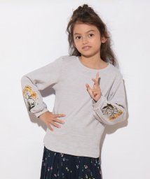 petit main/袖刺繍トレーナー/500453090