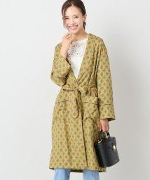 IENA/vintage プリント ガウン/500473570