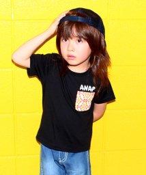 ANAP KIDS/ポケットTシャツ/500457770