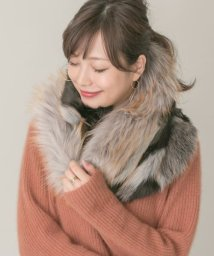 URBAN RESEARCH ROSSO/【予約】mix fur snood/500477805