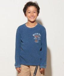 KRIFF MAYER(Kids)/ディーワッフルTEE(120〜160cm)/500458988