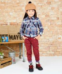 KRIFF MAYER(Kids)/ビエラチェックシャツ(140〜160cm)/500458995