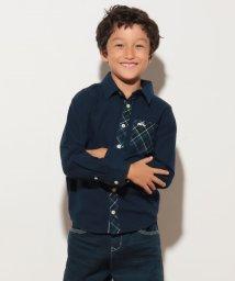 KRIFF MAYER(Kids)/レギュラーネルシャツ(120〜130cm)/500458996