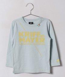 KRIFF MAYER(Kids)/ブランドロゴロンTEE(110〜130cm)/500459000