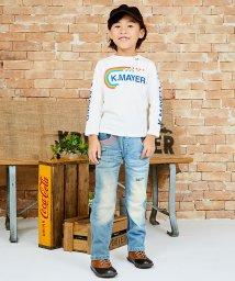 KRIFF MAYER(Kids)/ブランドロゴロンTEE(110〜130cm)/500459002