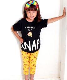 ANAP KIDS/PIZZAプリント SET UP/500471547