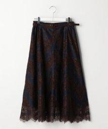 Ravissant Laviere/ラッセルレーススカート/500399611