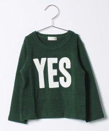 b-ROOM/YESニットソーTシャツ/500470773