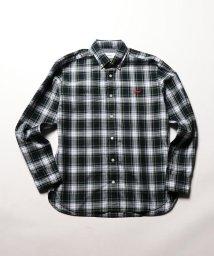 NOLLEY'S goodman/クジラ刺繍ボタンダウンシャツ/500476380