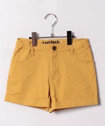 Lovetoxic/【ニコラ10月号掲載】ベーシックショートパンツ/500479822