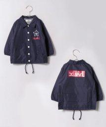 X-girl Stages/ボックスロゴ コーチジャケット/500479835