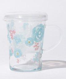 Afternoon Tea LIVING/茶漉し付き耐熱マグカップ/500430711