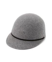 Lily Brown/ベロアリボンジョッキー帽/500499634