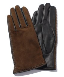 Leilian/羊革手袋/500478909