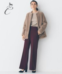 JIYU-KU /【Class Lounge】WOOL STRETCH BOTTOMS パンツ(ワ/500515078