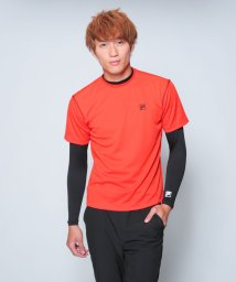 FILA/FILA【MEN'S】PEメッシュTシャツ+アンダーSET/500480216