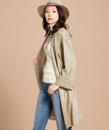 ICB(LARGE SIZE)/Light Suede ライトアウター/500515201