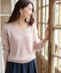 NATURAL BEAUTY BASIC/【MAGASEEK/d fashion限定】ラメカノコニット/500516387