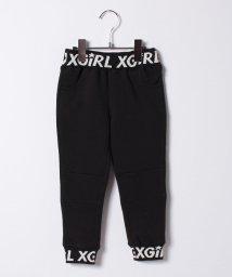 X-girl Stages/リブロゴ スウェットロングパンツ/500491710