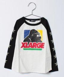 XLARGE KIDS/OG&スター BB LST/500491724