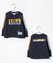 XLARGE KIDS/XLK×CHAMPION USA LST/500491725