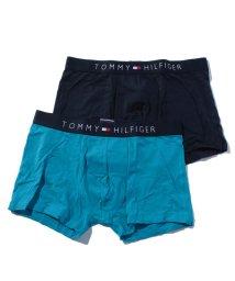 TOMMY HILFIGER MENS/【オンライン限定】コットントランク2パック/500491845