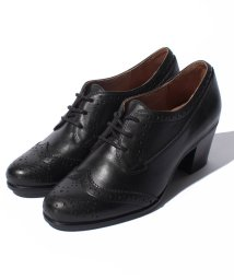 INTER-CHAUSSURES IMPORT/【ABOVE AND BEYOND】ヒールアップメダリオンシューズ/500507107