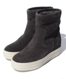 INTER-CHAUSSURES IMPORT/【ABOVE AND BEYOND】ソールアップムートンスニーカー/500507109