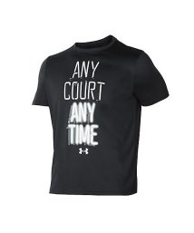 UNDER ARMOUR/アンダーアーマー/メンズ/UA ANY COURT ANY TIME POLY T/500525649