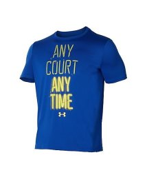 UNDER ARMOUR/アンダーアーマー/メンズ/UA ANY COURT ANY TIME POLY T/500525650
