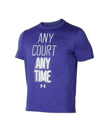 UNDER ARMOUR/アンダーアーマー/メンズ/UA ANY COURT ANY TIME POLY T/500525651