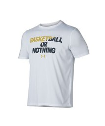 UNDER ARMOUR/アンダーアーマー/メンズ/UA BBALL OR NOTHING SS TEE JP/500525656