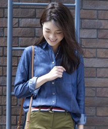TOMMY HILFIGER WOMEN/LILYシャツ/500491867
