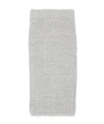 snidel/フェザーライクニットミドルスカート/500527870