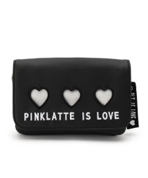 PINK-latte/★ニコラ掲載★スマホポシェット/500528647