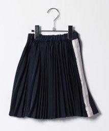 petit main/ラインプリーツスカート/500517423