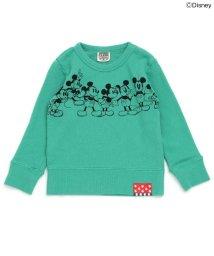 F.O.KIDS / F.O.KIDS MART/DY Mickey ptトレーナー/500519855