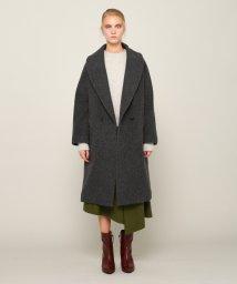 PEGGY LANA/Shawl Collar Coat/500533461