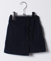 petit main/フリルつきラップ風スカート/500523202