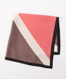 NOLLEY'S/ブロックカラースカーフ/500524790