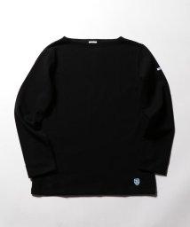 NOLLEY'S goodman/【ORCIVAL/オーシバル】フレンチバスクシャツ(#B211)/500526016